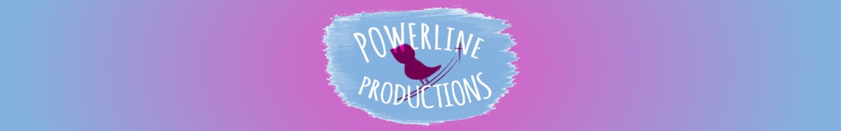 Powerline Productions, Inc. logo
