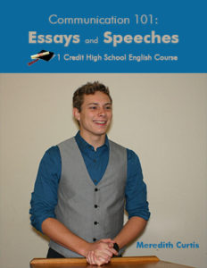 Communication 101 Essays and Speeches Class
