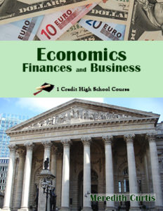 Economics, Finances, and Business Class