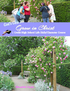 God's Girls 101: Grow in Christ Character Class