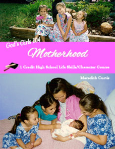 God's Girls 104: Motherhood