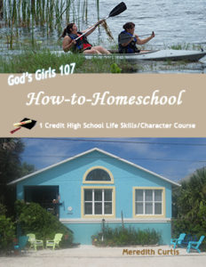 God's Girls 107: How to Homeschool