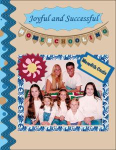 Joyful and Successful Homeschooling book cover