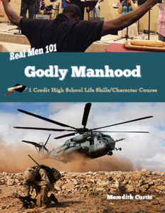 Real Men 101: Godly Manhood