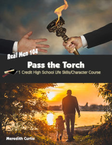 Real Men 104: Pass the Torch