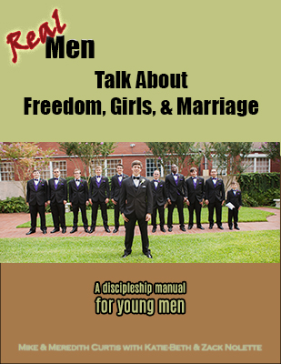 Real Men Talk About Freedom, Girls, and Marriage