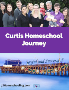 Curtis Family Homeschool Journey