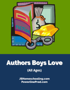 Reading List - Authors Boys Love (All Ages)