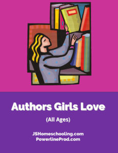 Reading List - Authors Girls Love (All Ages)