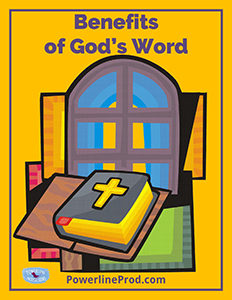 Benefits of God's Word
