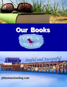 Books by Powerline Productions, Inc.