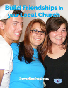 Build Friendships in Your Local Church