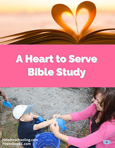 A Heart to Serve Bible Study