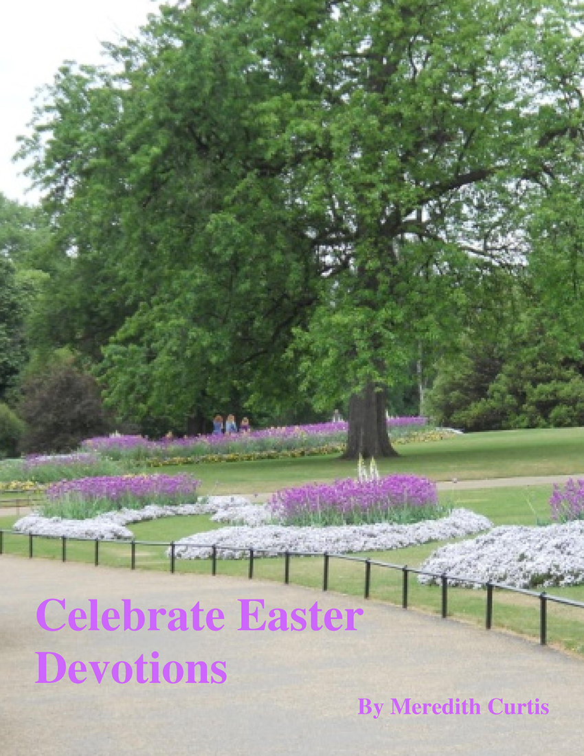 Celebrate Easter Devotions
