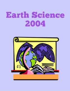 Earth Science Lesson Plans 2004