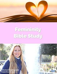 Feminity Bible Study