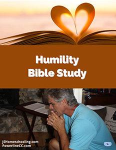 Humility Bible Study