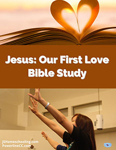 Jesus Our First Love Bible Study
