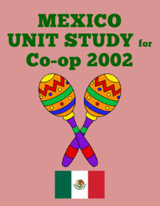 Mexico Lesson Plans Co op 2002