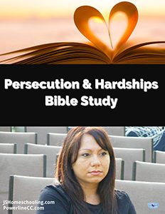 Persecution & Hardships Bible Study