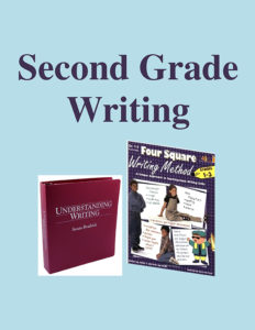 Second Grade writing 2006 Lesson Plans