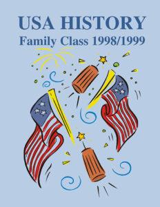 USA History Family Class 1998 1999