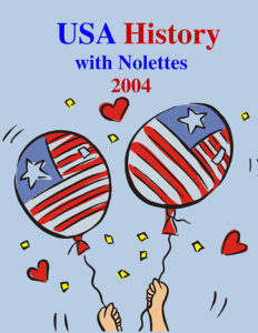 USA History with Nolettes 2004