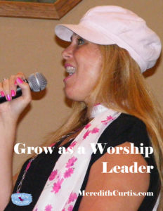 Grow as a Worship Leader