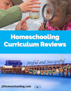 Homeschooling Curriculum Reviews