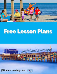 Free Homeschooling Lesson Plan