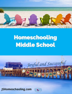 Homeschooling the Middle School Years
