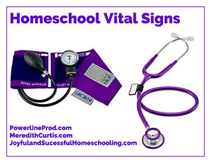 Homeschool Vital Signs