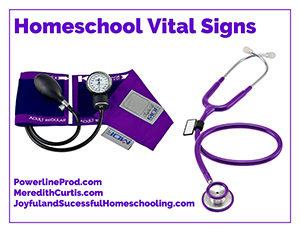 Homeschool Vital Signs