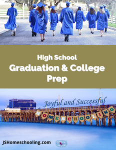 Homeschooling High School Graduation and College Preparation