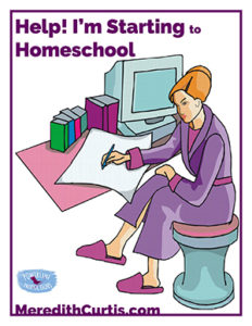 Help! I'm Starting Homeschooling