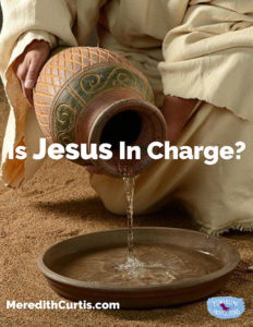 Is Jesus in Charge