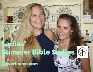 Ladies Summer Bible Studies