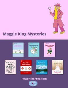 Maggie King Murder Mysteries