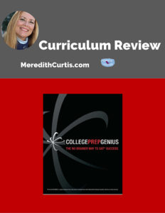 Curriculum Review College Prep Genius