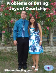Problems of Dating Joys of Courtship