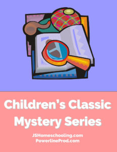 Reading List - Children's Classic Mystery Series