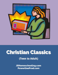 Reading List - Christian Classics (Teen to Adult)