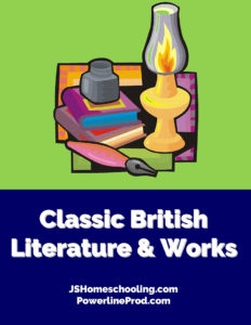 Reading List - Classic British Literature & Works