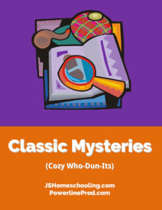 Reading List - Classic Mysteries (Cozy Who-Dun-Its)