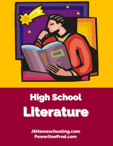 Reading List - High School Literature