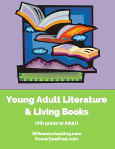 Reading List - Young Adult Literature & Living Books