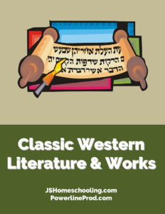 Reading List - Classic Western Literature & Works