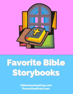 Reading List - Favorite Bible Storybooks