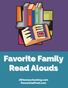 Reading List - Favorite Family Read Alouds