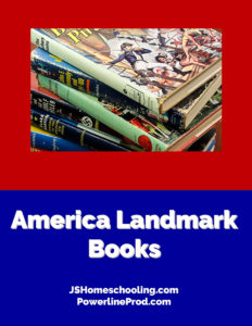 Reading List - America Landmark Books